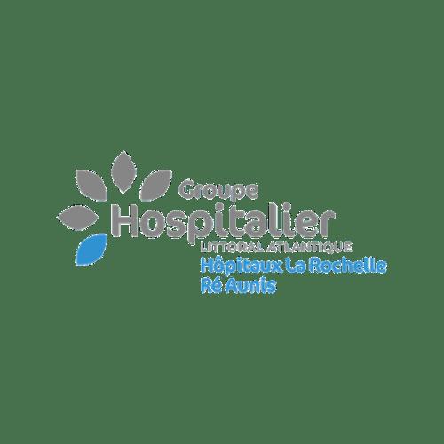 Groupe Hospitalier de La Rochelle Ré Aunis, partenaire de la start-up Ullo