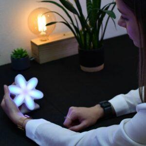 Comment utiliser le mode relaxation de Flower par Ullo?