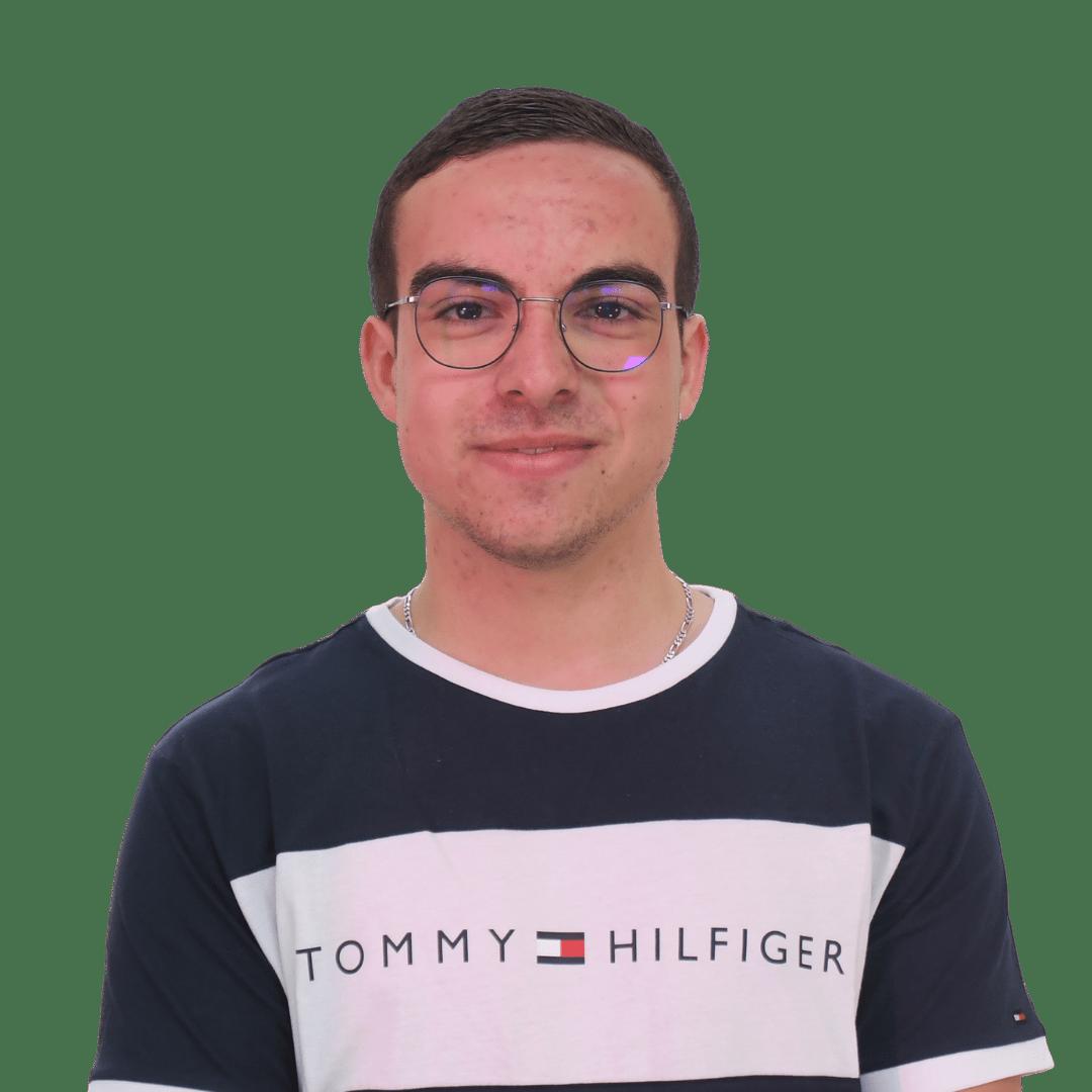 Alexandre Girard - Développeur Cloud et Data