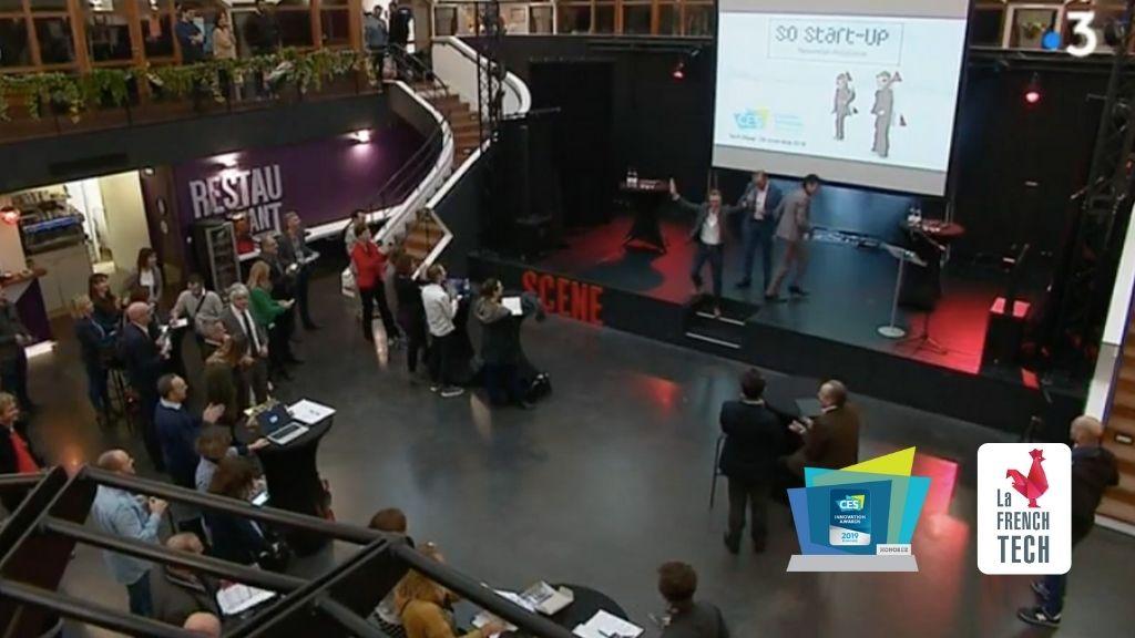 Ullo à la French Tech et au CES